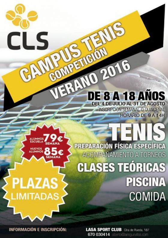 Campus de Competición Lasa Sport – Verano 2016