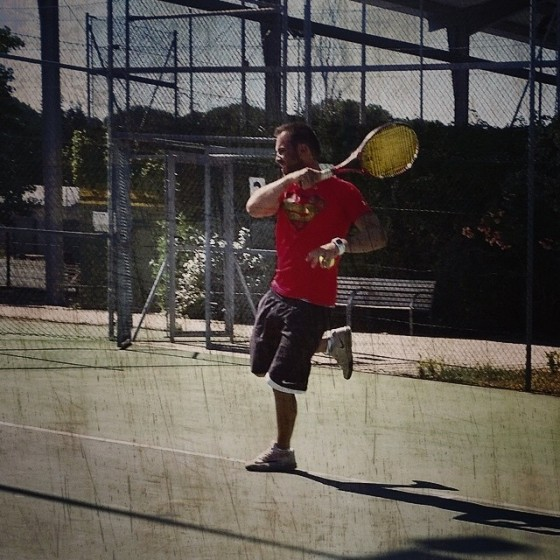 AEsguevillas Tennis Academy traslada su sede