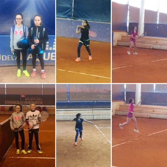 Súper Semana del tenis en Ciudad de la Raqueta – Madrid