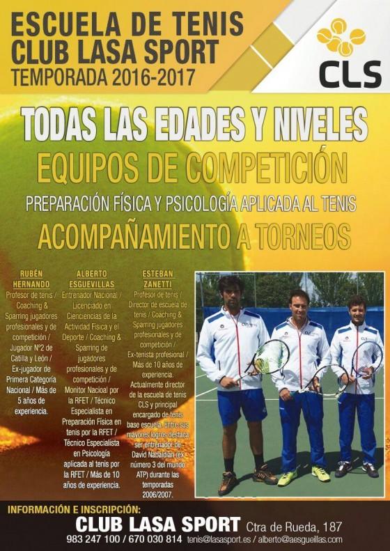 Escuela de Competición 2016-2017