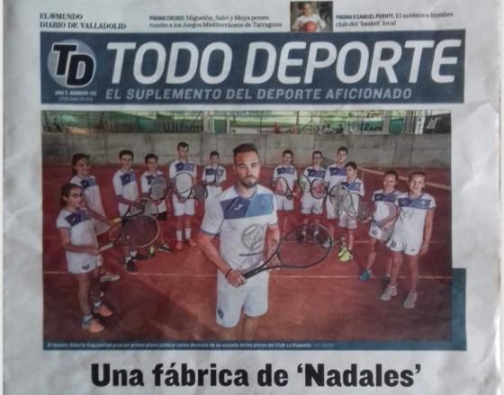 Entrevista para el Diario de Valladolid