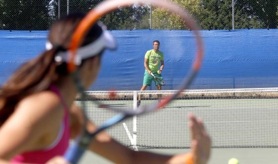 Clases de tenis